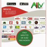 More than 20 channels, new Channels every week !